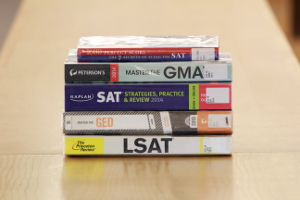 test-preparation-library-books