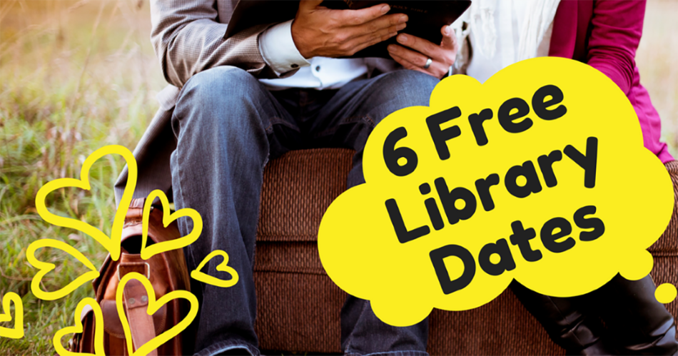 Free Library Date Ideas