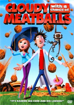 11.4 Cloudy with a Chance of Meatballs movie
