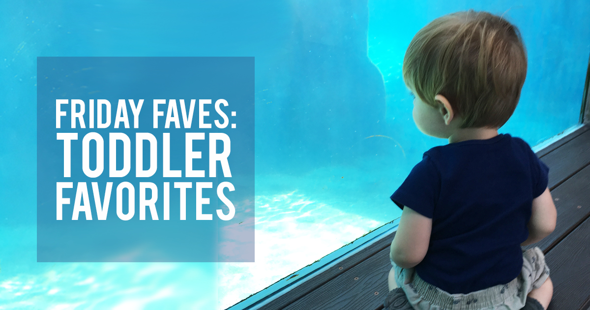 toddler faves
