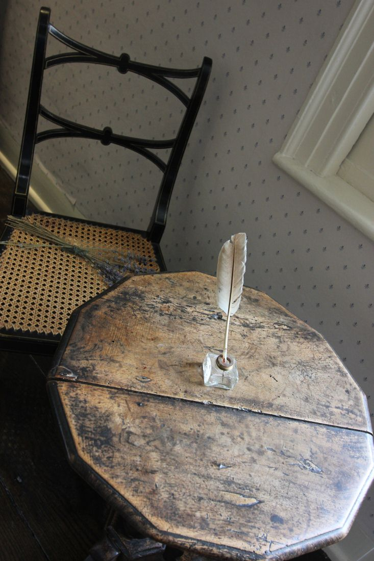 Jane Austen s writing table