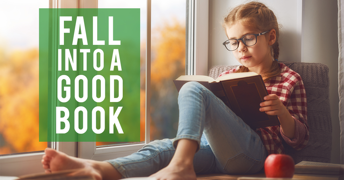fall into a good book 1