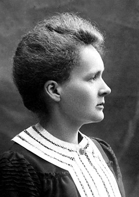Marie Curie 1903