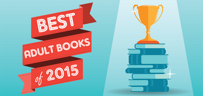 best books 15 adults