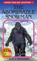 11.19 Abominable Snowman
