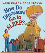 3.22 How do Dinosaurs Go to Sleep