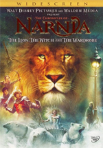 3.9 The Lion the Witch and the Wardrobe dvd
