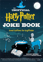 6.15 Unofficial Harry Potter Joke Book
