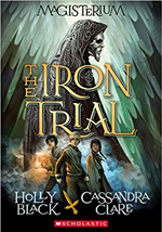 7.15 The Iron Trial