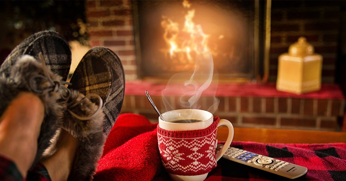 Cozy Fireplace Remote