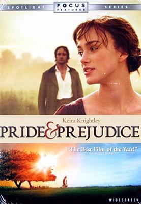 Pride and Prejudice Kiera Knightly