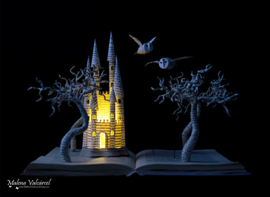 Sculpture Harry Potter 1