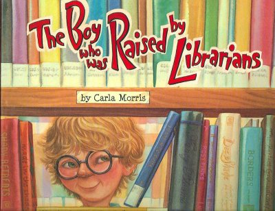 boy who was raised by librarians
