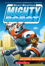 ricky ricottas mighty robot