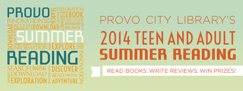 2014 Teen and Adult Summer Reading Program