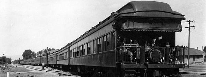 Orem Interurban Electric Railroad