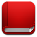 book-red-icon